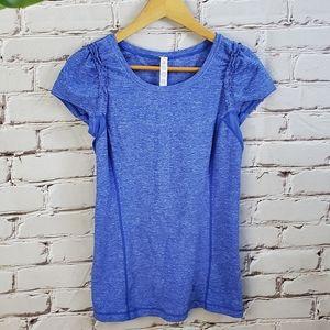 Lululemon Full Tilt Rulu Short Sleeve Shirt